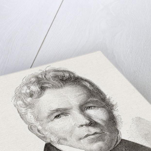 Karl Friedrich Schinkel by Anonymous