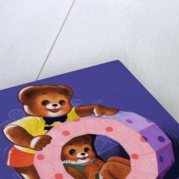 Teddy Bear by English School