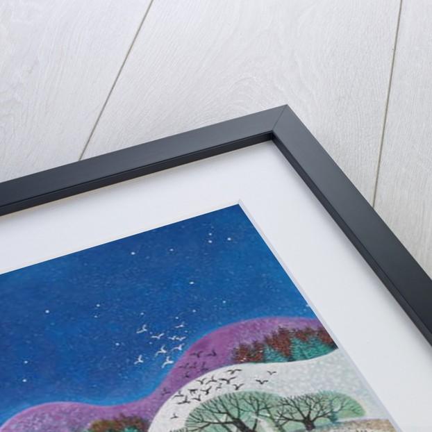 Snowbirds, 2018 by Lisa Graa Jensen