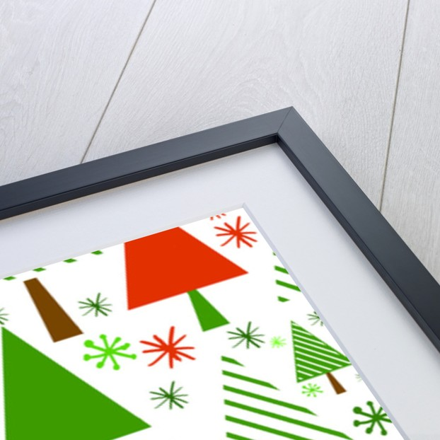 Christmas Trees, 2017 by Louisa Hereford