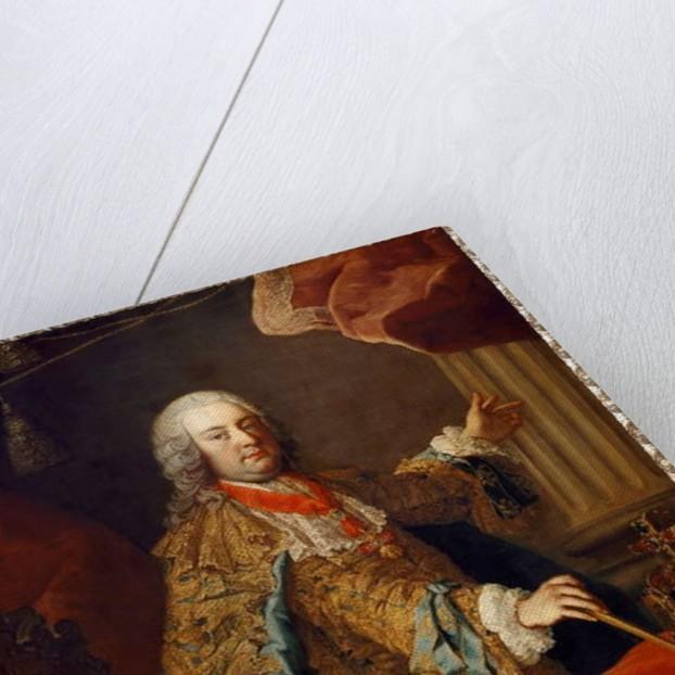 Francis I, Holy Roman Emperor, 1740 by Martin II Mytens or Meytens