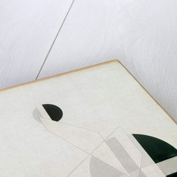 Composition A XX by Laszlo Moholy-Nagy
