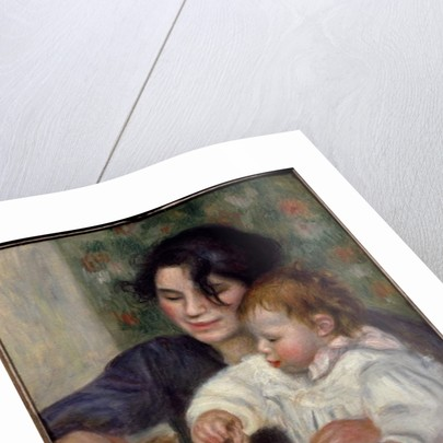 Gabrielle et Jean by Pierre Auguste Renoir