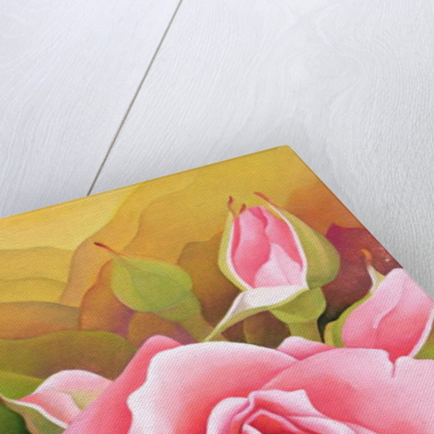 The Rose, 2002 by Myung-Bo Sim
