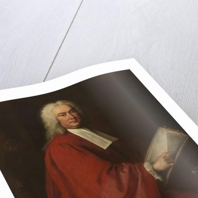Sir Edmund Isham by Thomas Hudson