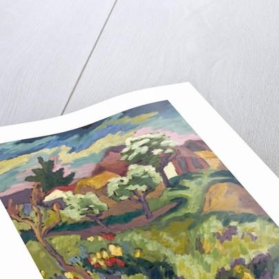 Garden of my Childhood by Marta Martonfi-Benke