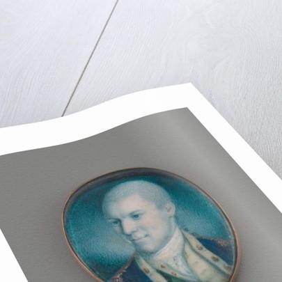 Lieutenant-Colonel Alexander Hamilton, 1777 by Charles Willson Peale
