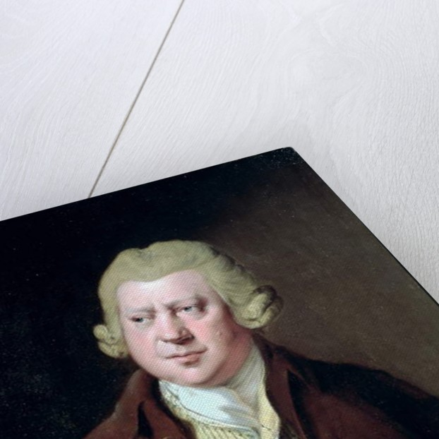 Portrait of Sir Richard Arkwright, 1790 by Joseph Wright of Derby