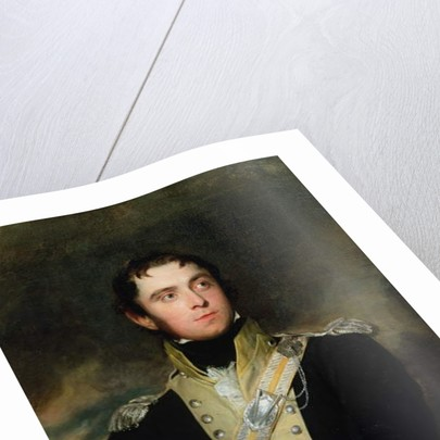 Portrait of an Officer of the 11th Light Dragoons, 1812 by Thomas Lawrence