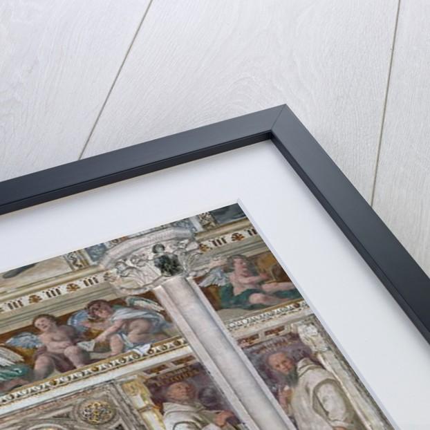 Saints by Daniele Crespi