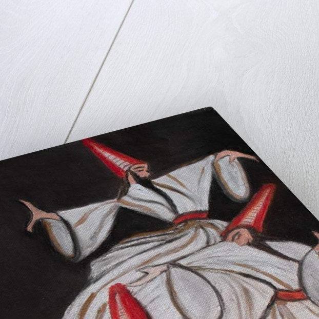 Whirling Dervishes, 2015 by Margo Starkey