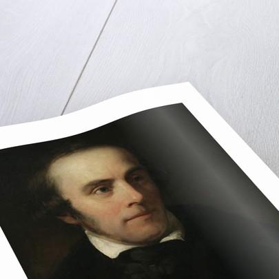 Thomas Cole, 1843 by Daniel Huntington