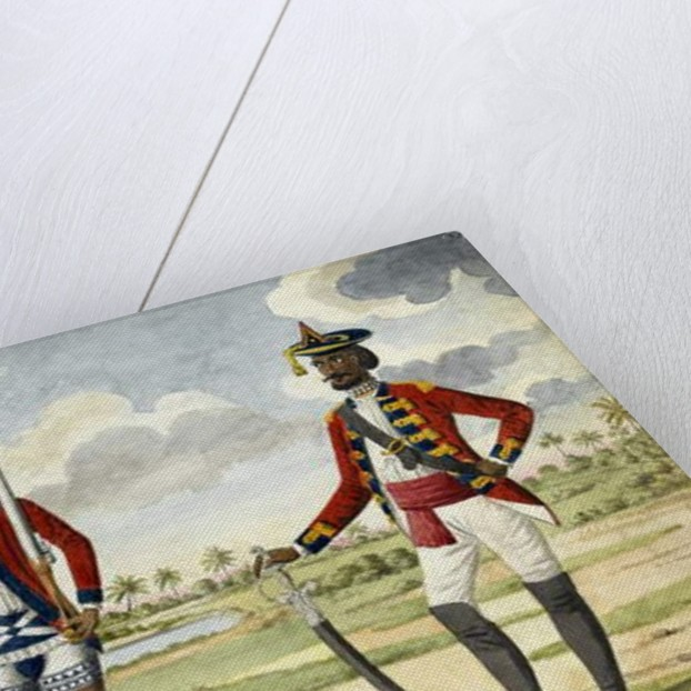 Bengal Army Troops, c.1785 by English School