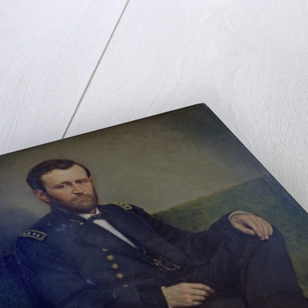 General Ulysses S. Grant by George Peter Alexander Healy