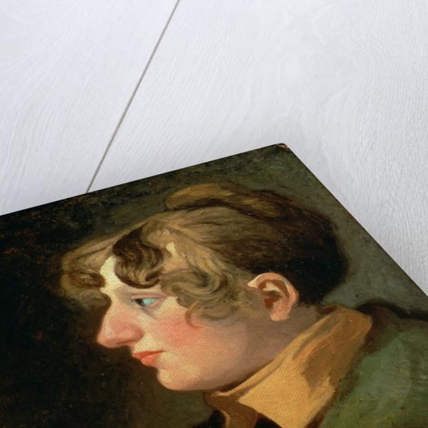 Portrait of Mrs John Sell Cotman by John Sell Cotman