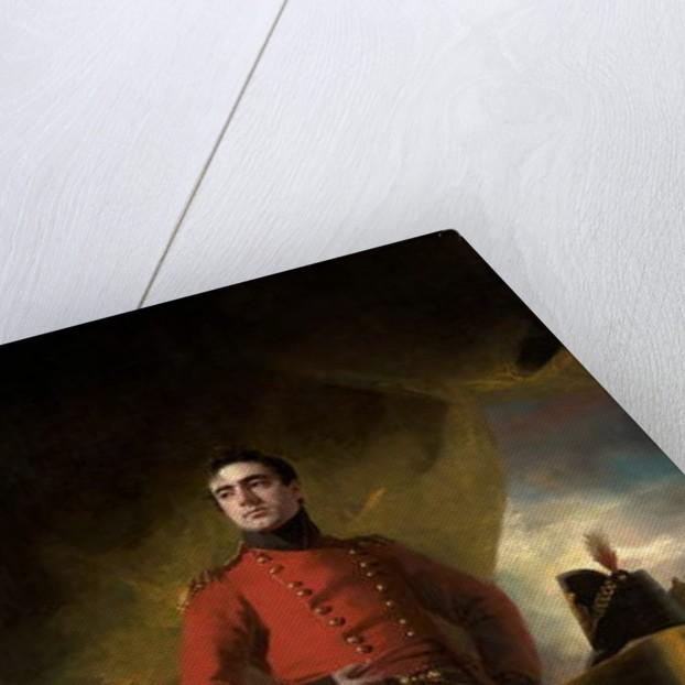 Thomas Robert Hay, Eleventh Earl of Kinnoull, 1815 by Henry Raeburn