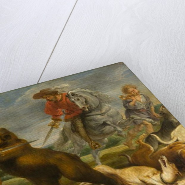 The Bear Hunt, 1639-1640 by Peter Paul & Snyders Frans Rubens