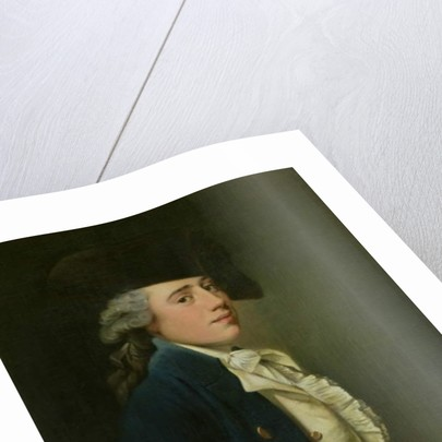 Captain Edward Salmon, c.1775 by Joseph Wright of Derby