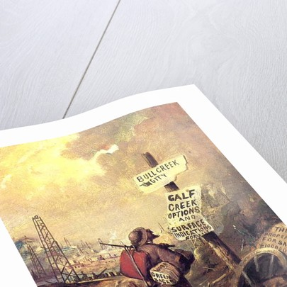 The Prospector, 1861-63 by David Gilmour Blythe