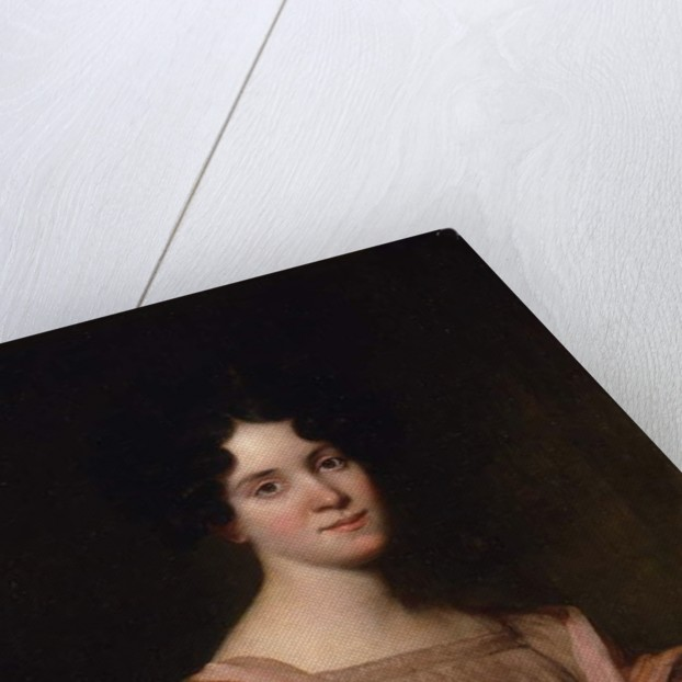 Catherine Reed, 1831 by James Frothingham