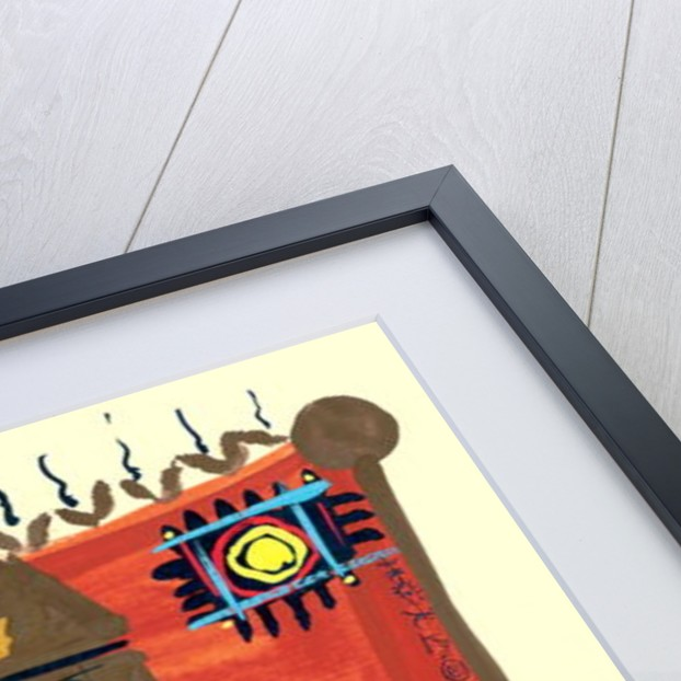 The Block Dance 3, 2003 by Oglafa Ebitari Perrin