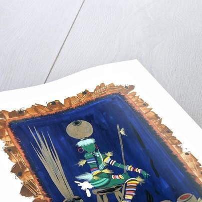 Attired Trader, 2008 by Oglafa Ebitari Perrin
