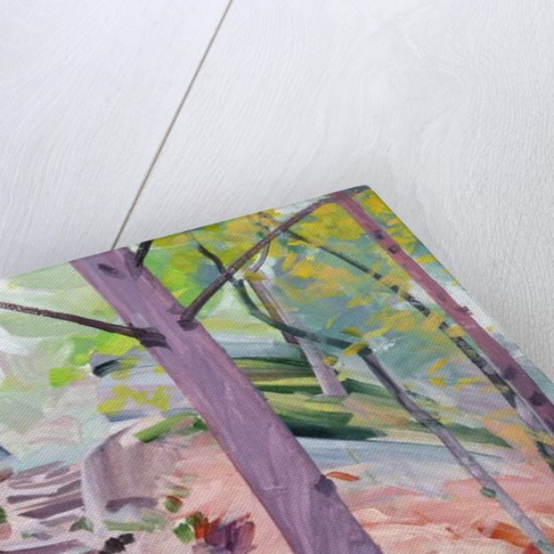 Forêt 33 ,2018 by Olivier Morel