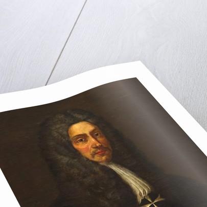 Grand Master Manoel de Vilhena by English School