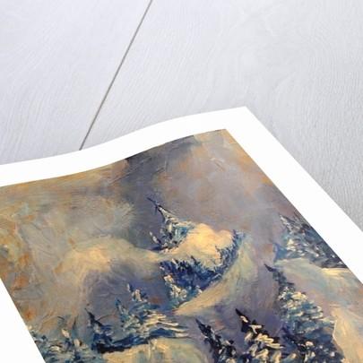 Big Horn Peak by Patricia Brintle