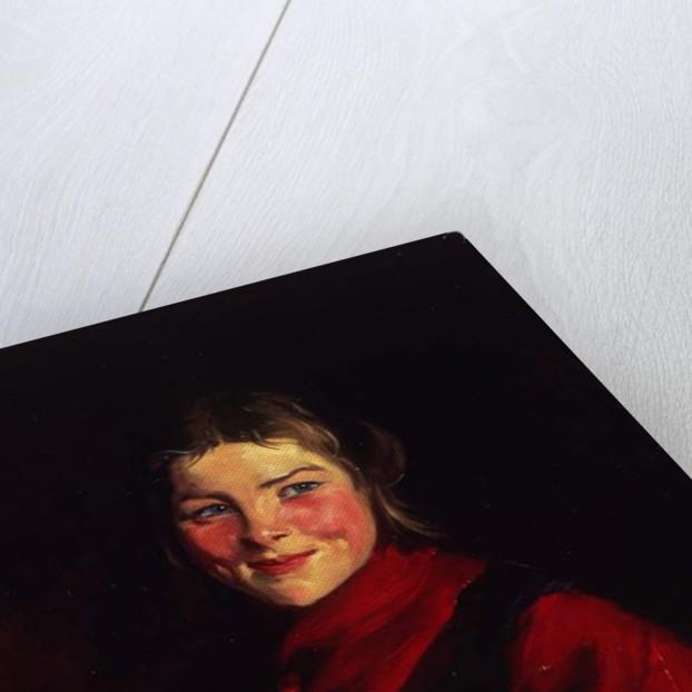 Mary, 1913 by Robert Cozad Henri