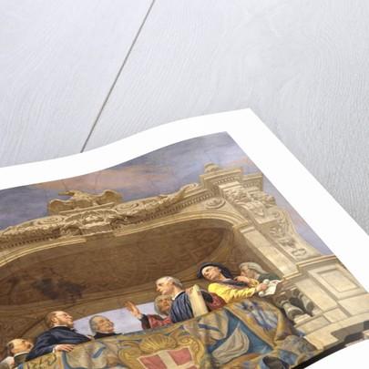 Macchiavelli, A. Gentili, Pier Capponi and Cavour by Cesare Mariani