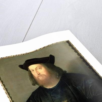 Portrait of Gian Giorgio Trissino by Vincenzo di Biagio Catena