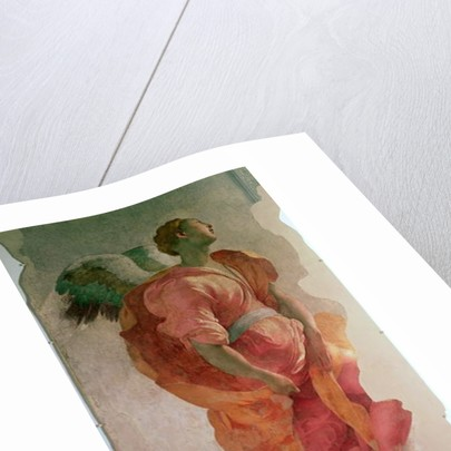 The Annunciation by Jacopo Pontormo