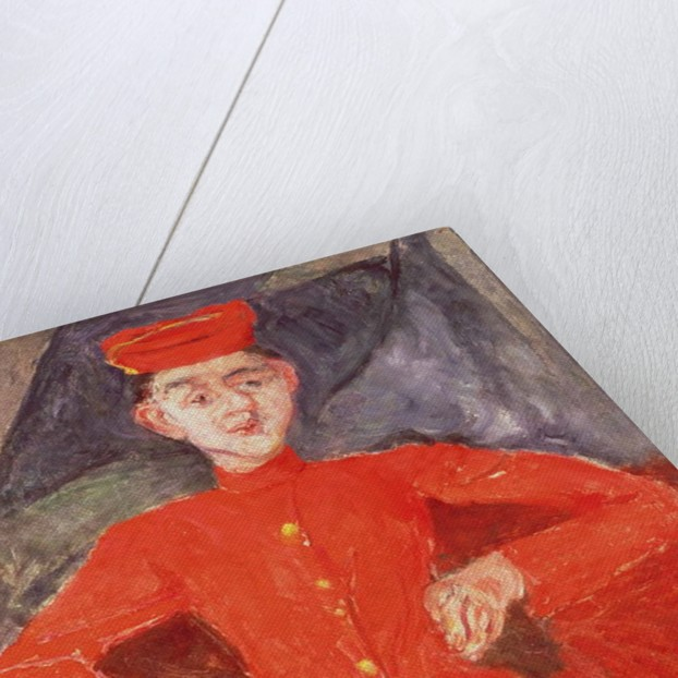 The Groom by Chaim Soutine