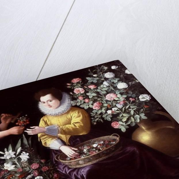 An Allegory of Spring by Jean Baptiste de Saive