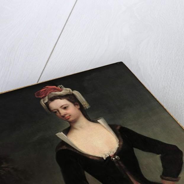 Lady Mary Wortley Montagu by Jonathan Richardson