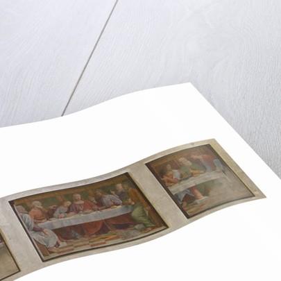 The Last Supper by Bernardino Luini