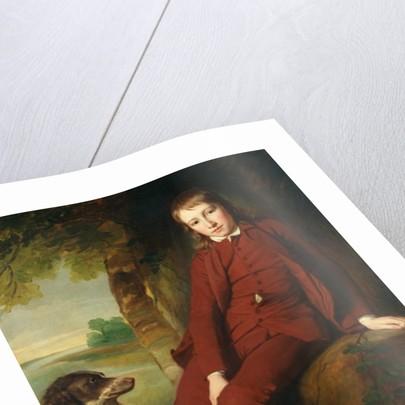 Master Ward by George Romney