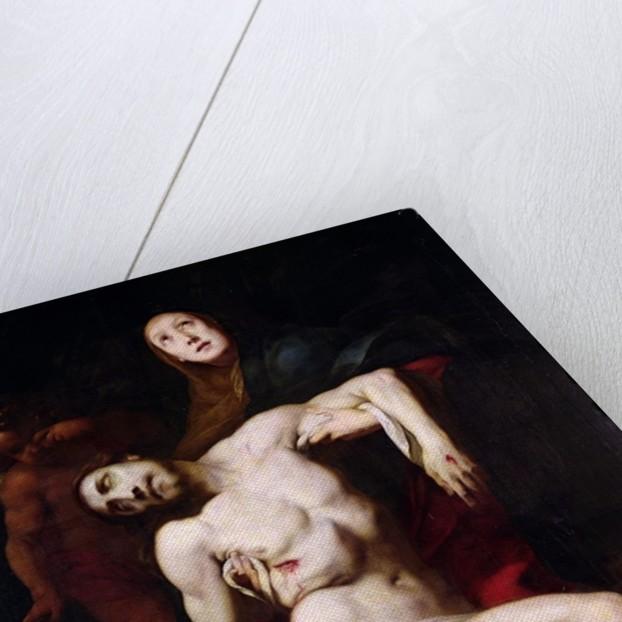 The Pieta, 1626 by Daniele Crespi