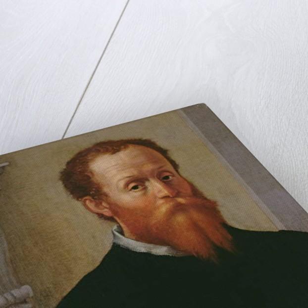 Self Portrait, c.1525-30 by Baccio Bandinelli