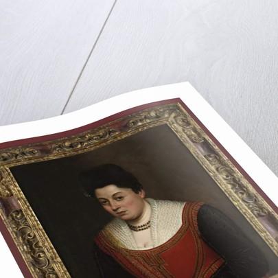 Portrait of a Woman, c.1590 by Italian School