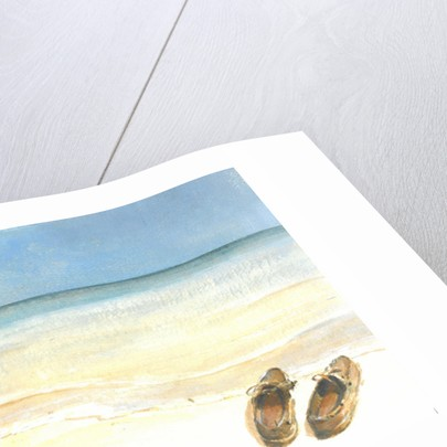 Beach Shoes by from the Large Clive Album