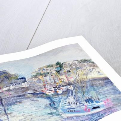 Fishing Harbour, Newlyn, Cornwall by Sophia Elliot