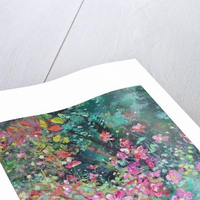 Japanese Anemone by Sylvia Paul