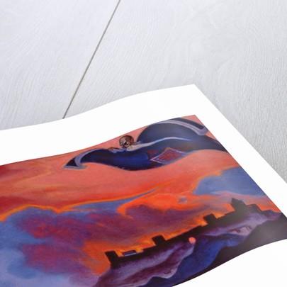 The Magic Carpet, 1939 by Nicholas Roerich