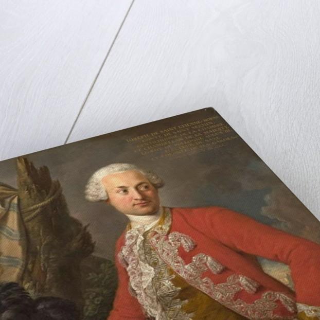 Portrait of Joseph de Saint Étienne Borne by Stefano Torelli