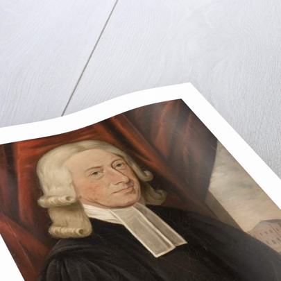 Rev. John Wesley by Thomas Horsley