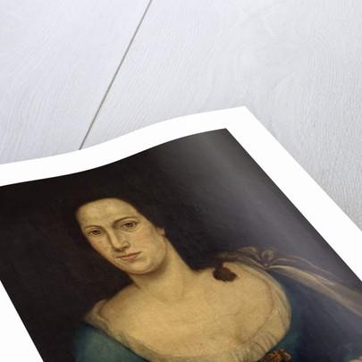 Portrait of a Lady by School German