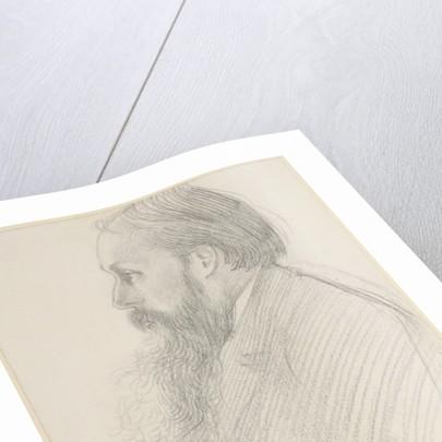 Portrait of Edward Burne-Jones by George