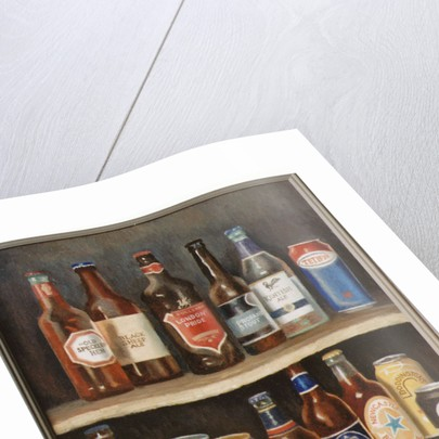 Real Ale Bonanza by Terry Scales